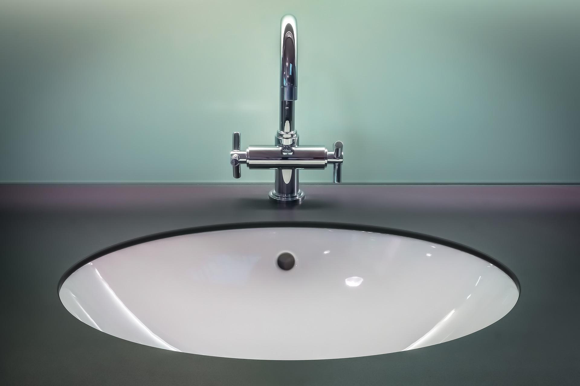 Wahl des Waschbeckens