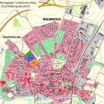 Stadtplan Wolmirstedt